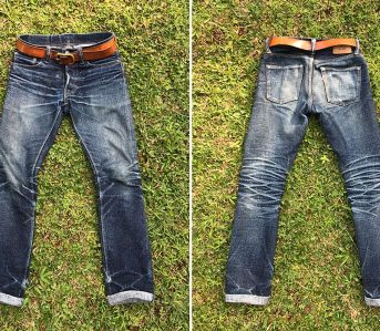 Fade-of-the-Day---Pure-Blue-Japan-XX-18oz.-013--(15-months,-2-Washes)-front-back