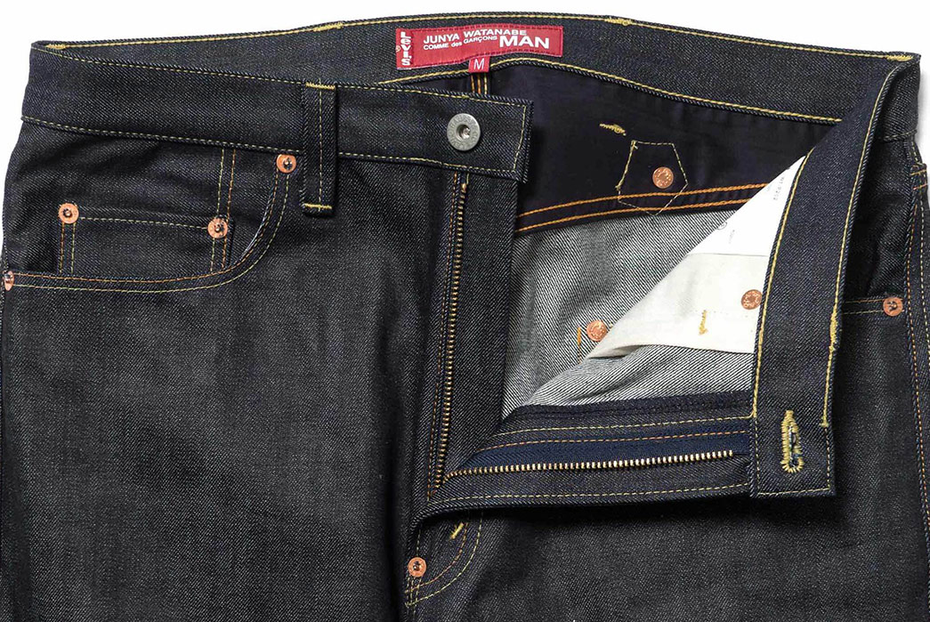 Levi's-x-Junya-Watanabe-Join-Forces-for-Another-Weird-Jean-front-top