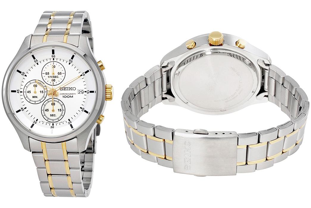 Minimalist-Quartz-Chronograph-Watches---Five-Plus-One-4)-Seiko-SKS541