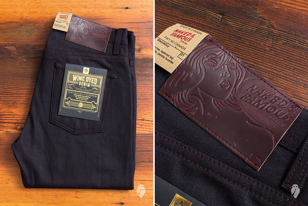 Naked-&-Famous-Gets-Tipsy-With-Their-Wine-Dyed-Selvedge-Jeans-folded-and-back-leather-patch
