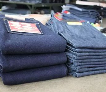 Naked-&-Famous-Profile---History,-Philosophy,-Iconic-Products-Naked-&-Famous-folded-jeans