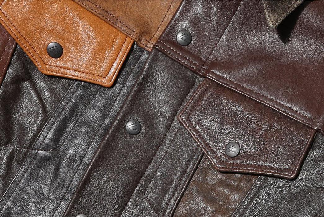 Needles-Rebuild-Leather-Jean-Jacket-front-pockets