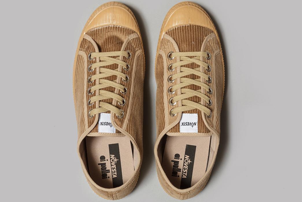 Novesta-x-Oi-Polloi-Corduroy-Star-Master-Sneakers-pair-top