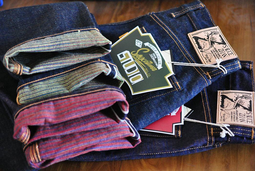 Sauce-Zhan-314-XX-Colorful-Raw-Denim-Jeans