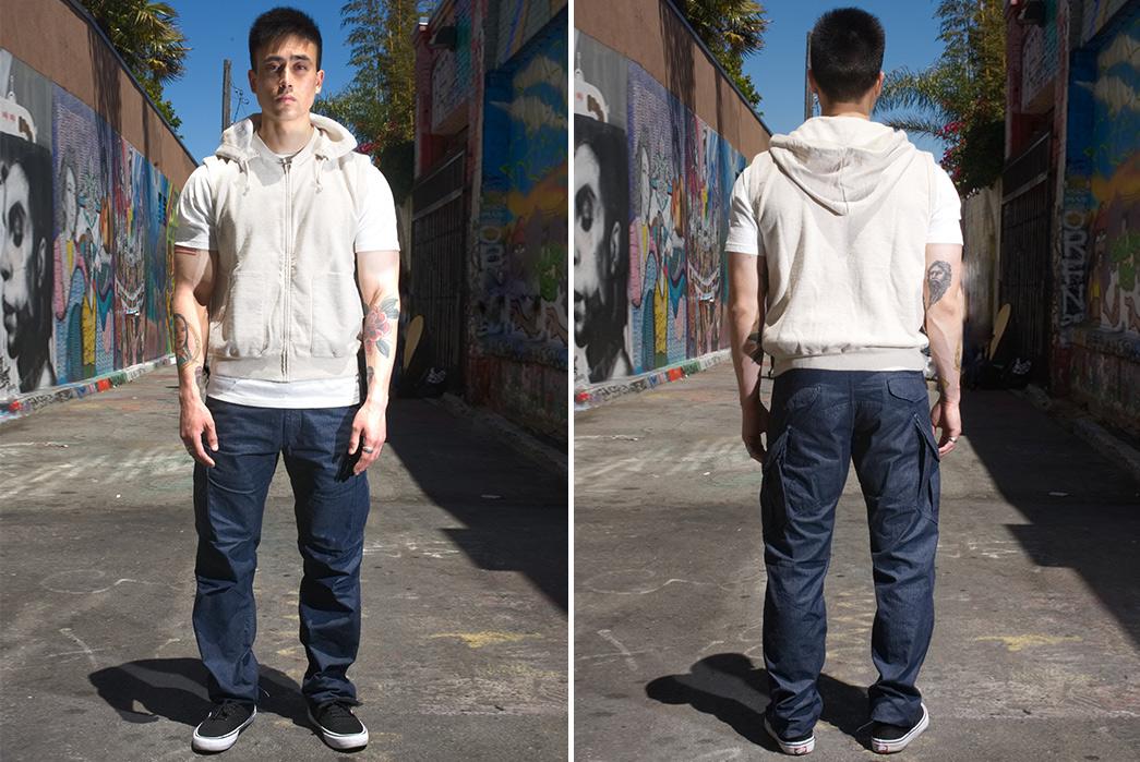 Stevenson-'Recon'-Fatigue-Trousers-model-front-back