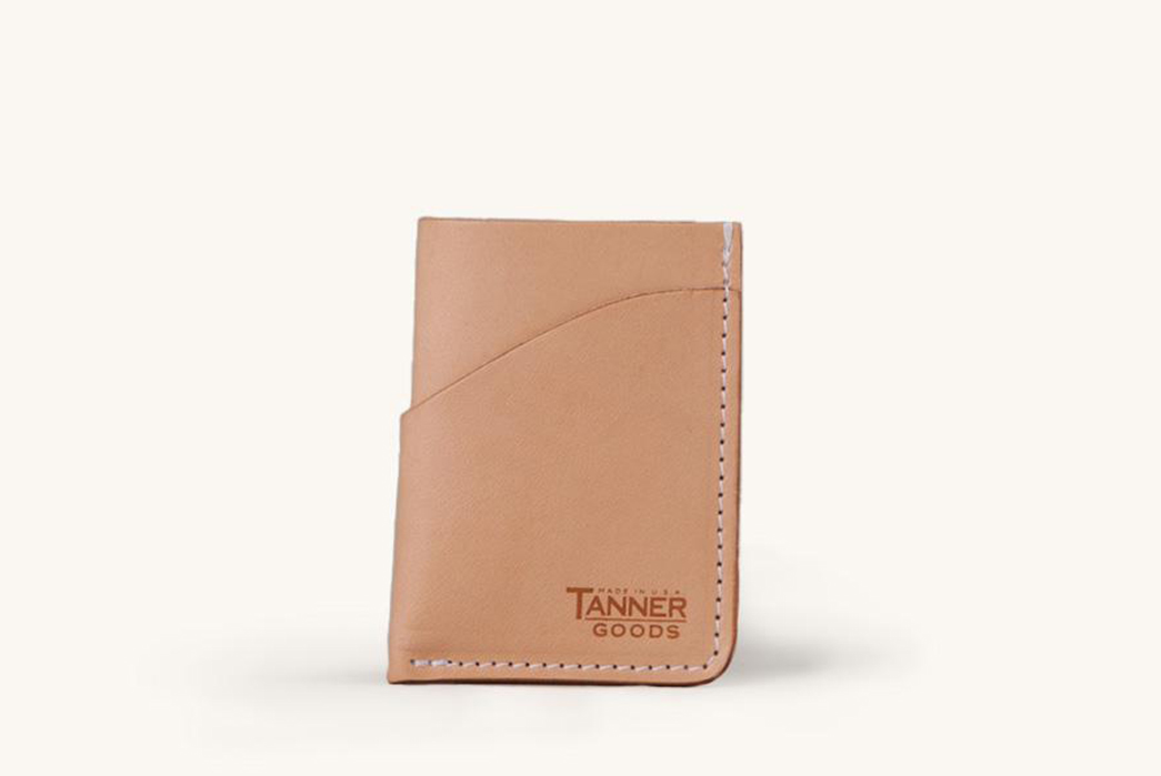 Tanner-Goods-Pares-Down-for-Their-Minimal-Card-Wallet-front