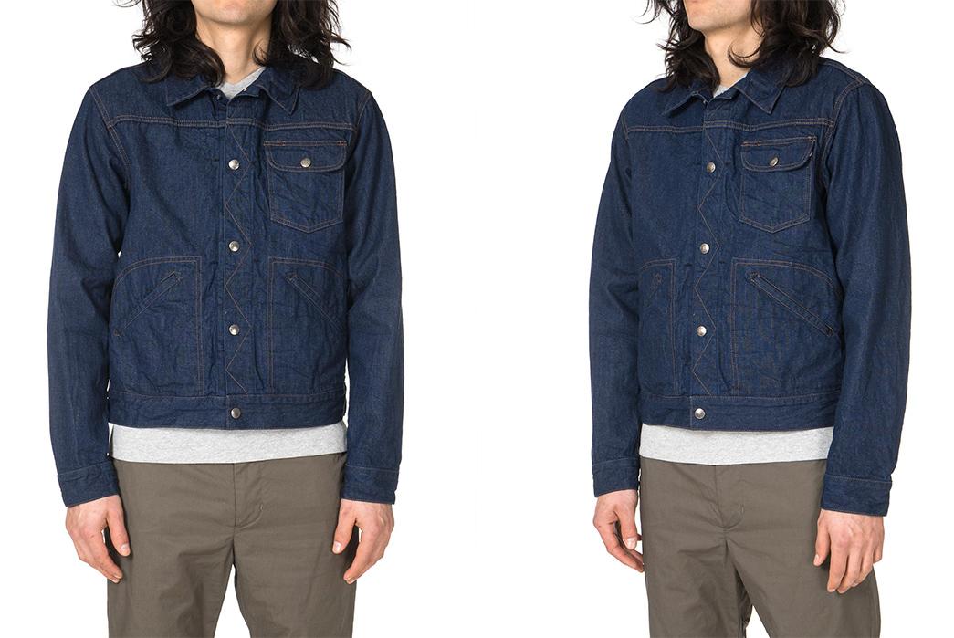 Unique-Trucker-Jackets---Five-Plus-One-4)-Engineered-Garments-Type-111-Jean-Jacket