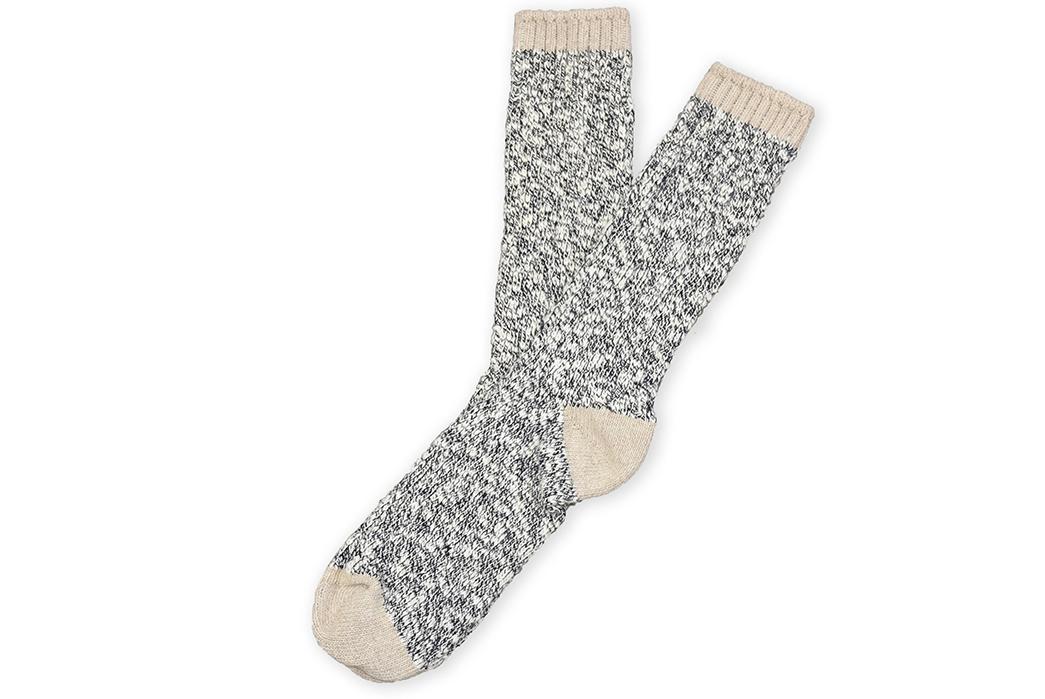 American-Trench-Slub-Socks-light