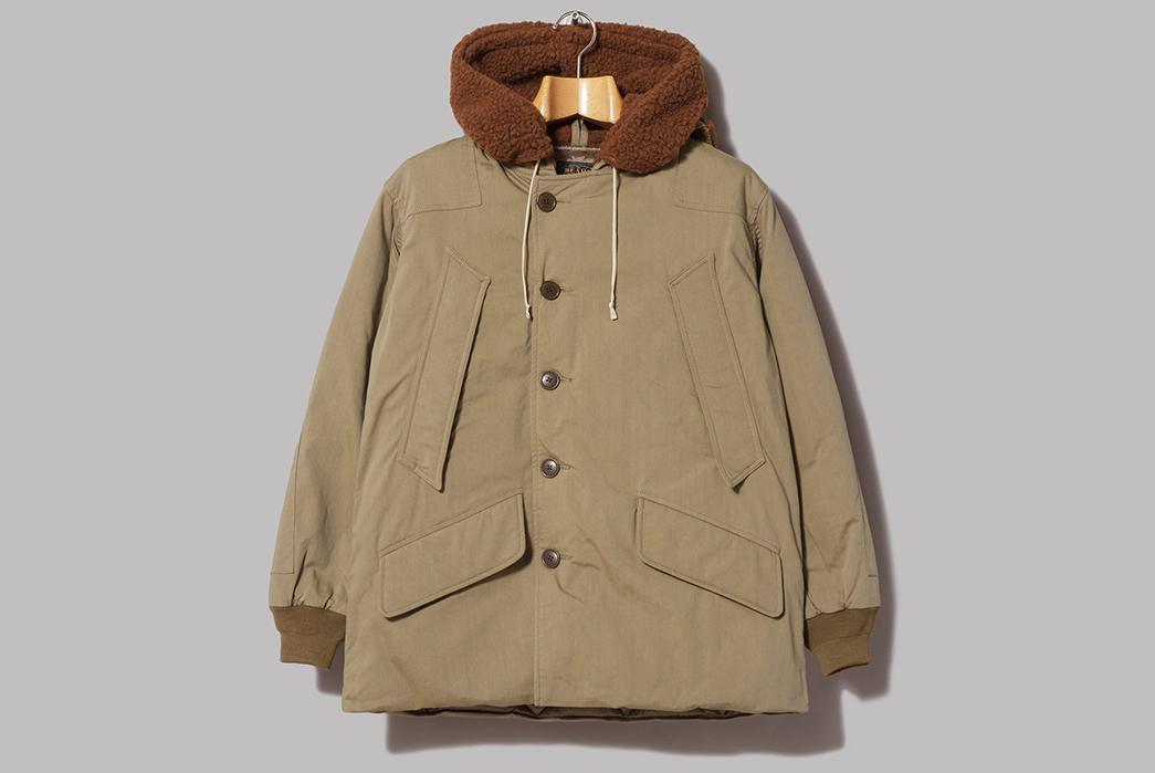 Beams-Plus-B-9-Down-Jacket-front
