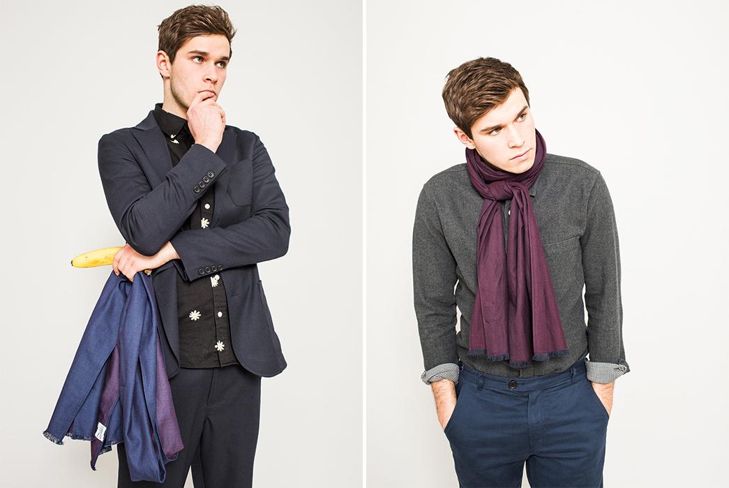 Corridor-Autumn-Winter-2017-Lookbook-male-in-blue-and-grey
