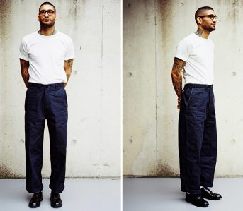 Dawson-Denim-Reveals-Their-Neppy-Wide-Leg-Denim-Chinos-front-side