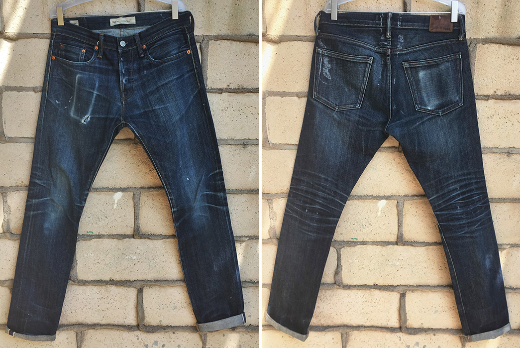 Fade-of-the-Day---Gap-1969-Kaihara-(2-Years,-3-Washes,-1-Soak)-front-back