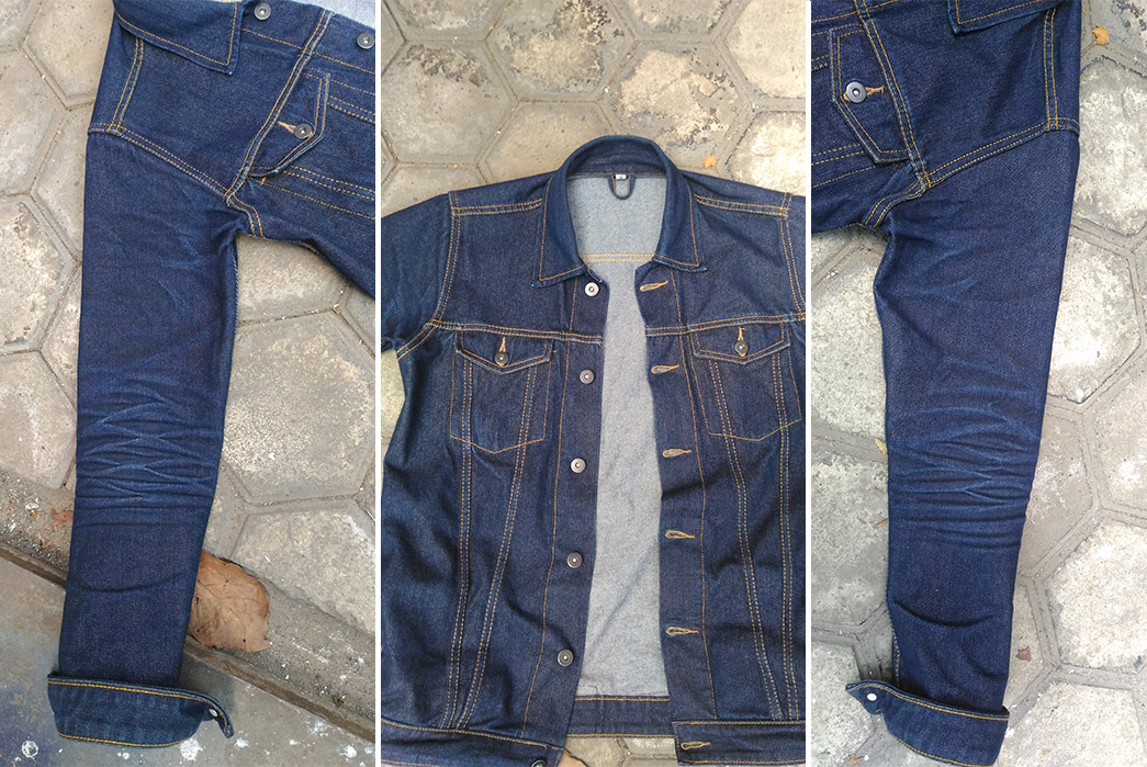 Fade-of-the-Day---Trust-Denim-Sherwood-Jacket-(5-Months,-1-Wash)-front-and-sides