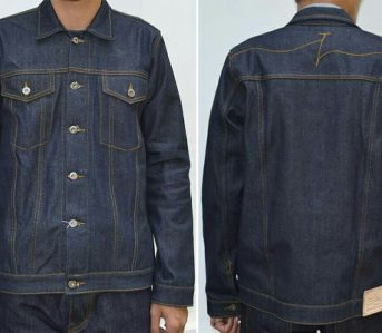 Fade-of-the-Day---Trust-Denim-Sherwood-Jacket-(5-Months,-1-Wash)-front-back
