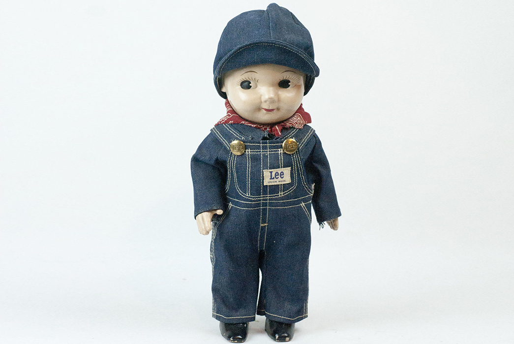 Lee-Jeans---History,-Philosophy,-and-Iconic-Products-Buddy-Lee-Doll.-Image-via-Ruby-Lane-Inc.
