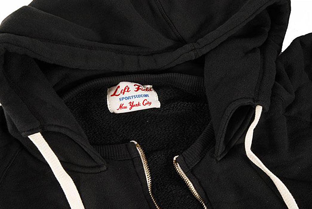 Left-Field-18oz.-Terry-Hooded-Sweatshirt-front-hood