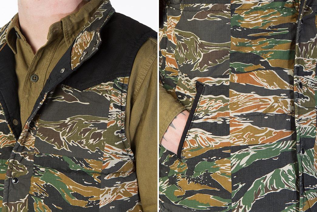 Momotaro-04-022-Patchwork-Tiger-Camo-Vest-front-top-and-pocket