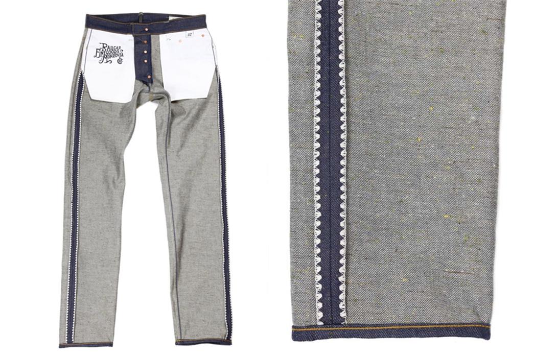 Railcar-Spikes-Goldline-Nep-Shell-vedge-Jeans-insides