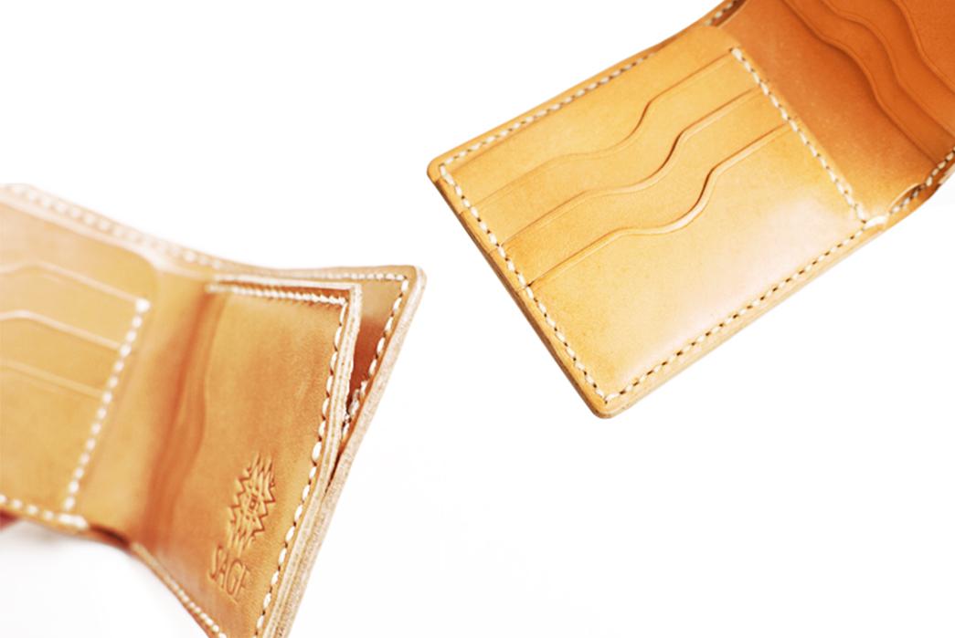 Sage-Mustang-Natural-Veg-Tan-Bifold-Wallet-open-inside