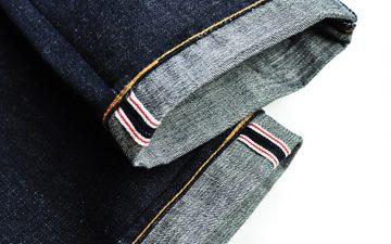Sage-The-5th-Chieftain-19oz.-Unsanforized-Deep-Indigo-Jeans-legs-selvedge