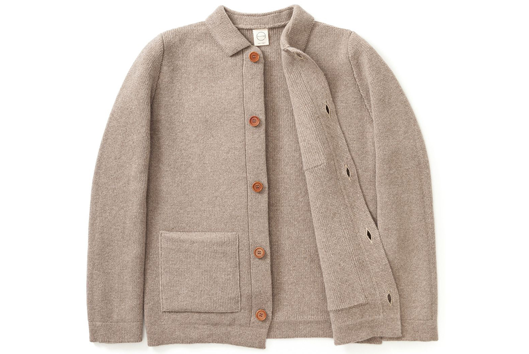 Country-of-Origin-Knitted-Chore-Jacket-front-open