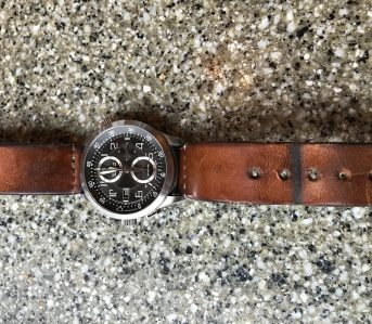 fade-of-the-day-custom-leather-watch-strap-2-years-all-front