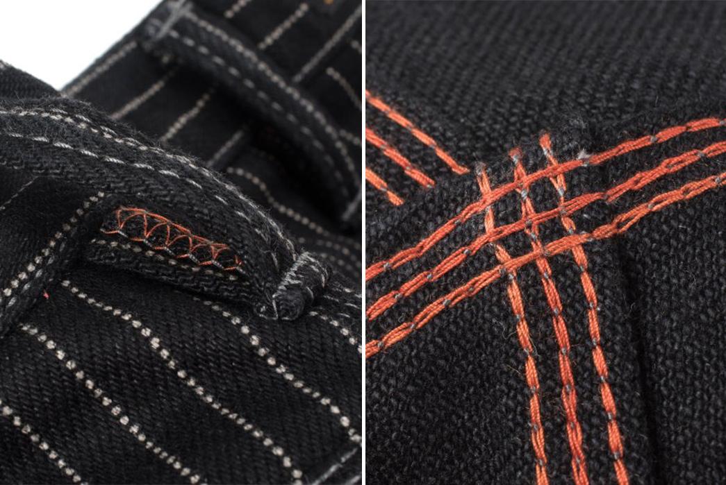 iron-heart-black-21oz-wabash-single-knee-logger-jeans-seams-detailed