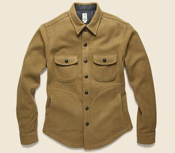 kato-heavy-wool-camel-shirt-jacket-front