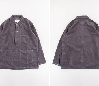 mountain-research-cotton-wool-corduroy-army-denim-shirt-front-back