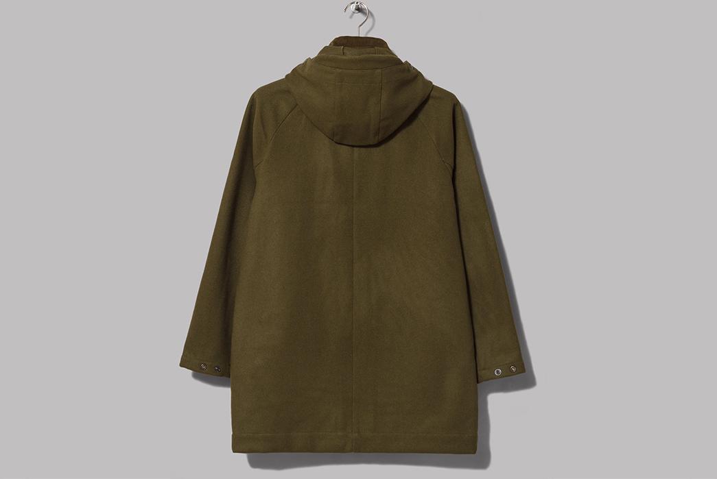 Oi-Polloi-x-Arpenteur-Mevi-Jacket-olive-back-with-hood
