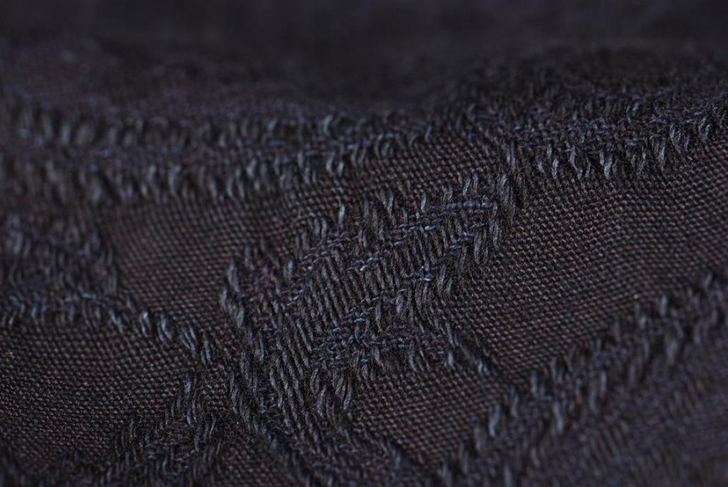 Pure-Blue-Japan-Indigo-Jacquard-Paisley-Shirt-detailed