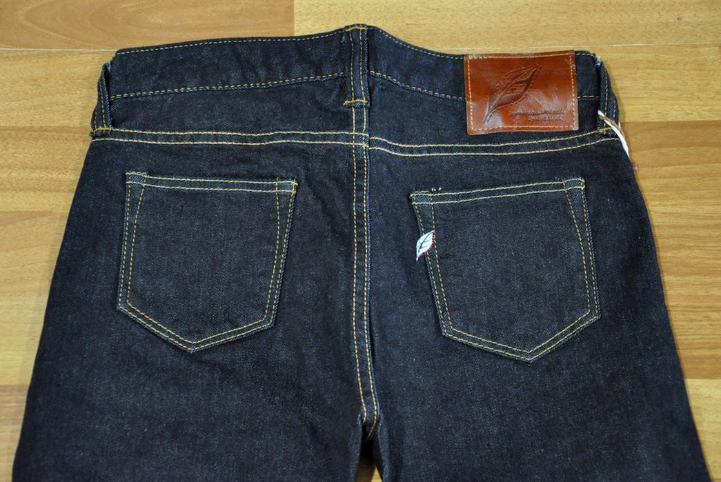 Pure-Blue-Japan-Stretch-Lady-Jeans-Version-2.0-back-top