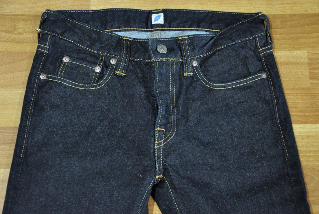 Pure-Blue-Japan-Stretch-Lady-Jeans-Version-2.0-front-top