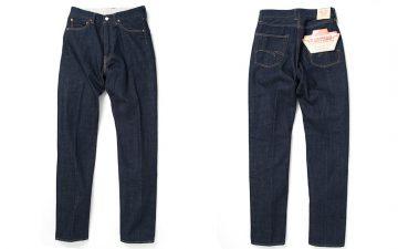 Studio-D'artisan-D1758-'Ametora'-Jeans-front-back