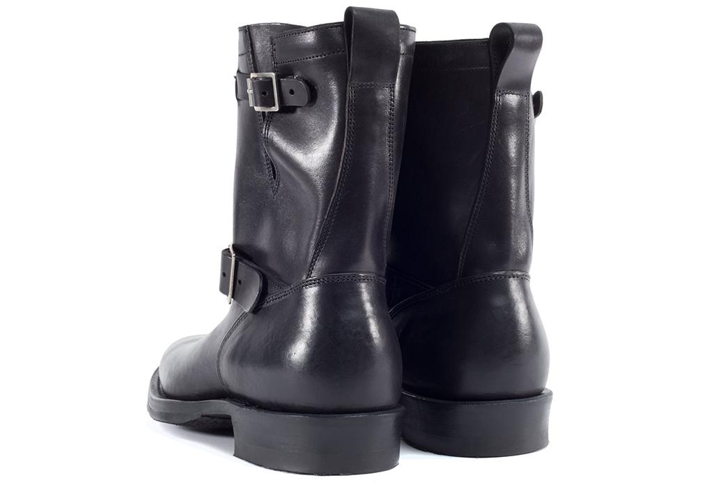 Viberg-Italian-Horsebutt-Engineer-Boots-black-pair-back