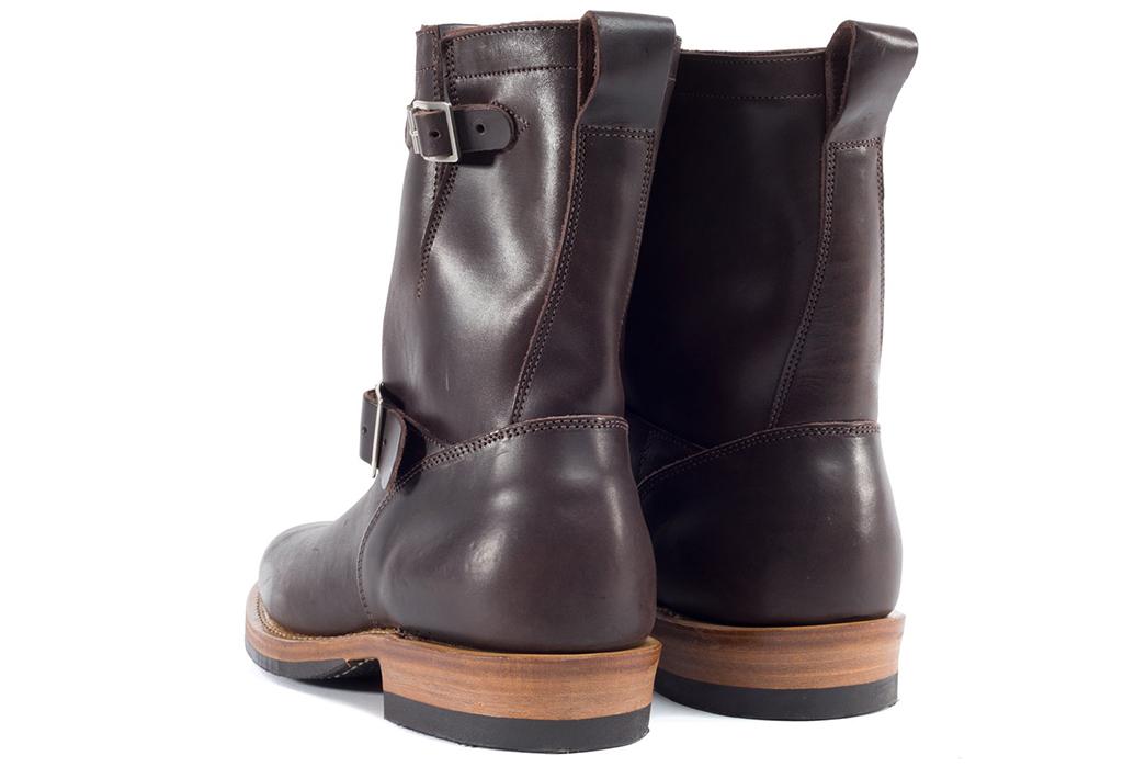 Viberg-Italian-Horsebutt-Engineer-Boots-brown-pair-back