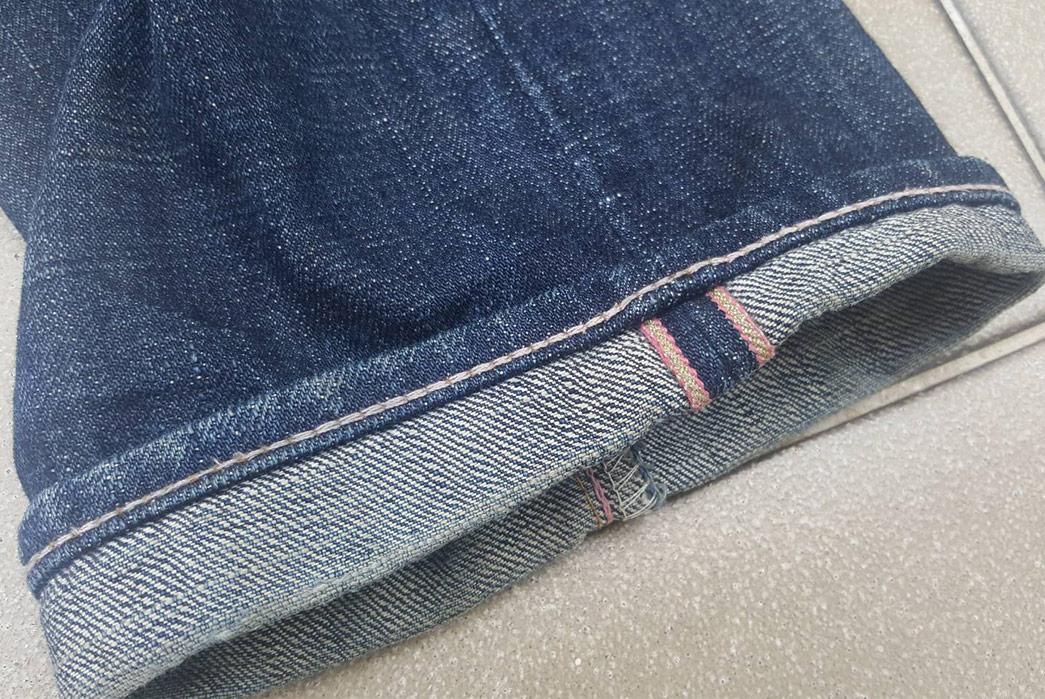 fade-of-the-day-momotaro-0705tn-14-months-1-wash-1-soak-leg-selvedge