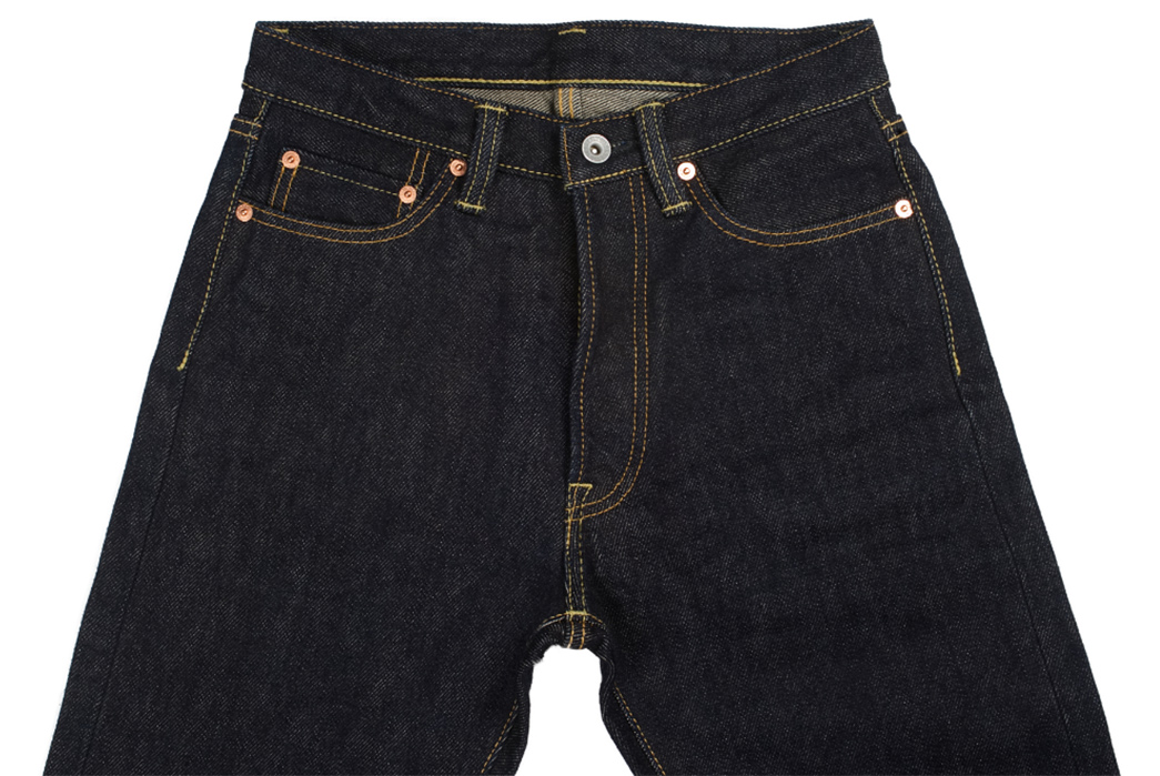 iron-heart-888s-21oz-high-rise-straight-tapered-jean-front-top