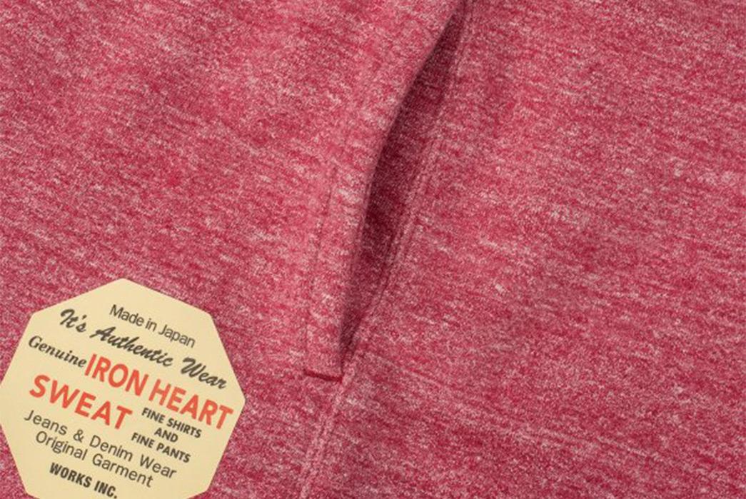 iron-heart-heavy-loopwheel-sweatpants-pocket-rose