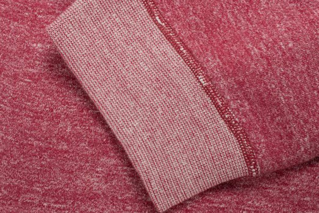 iron-heart-heavy-loopwheel-sweatpants-sleeve-rose