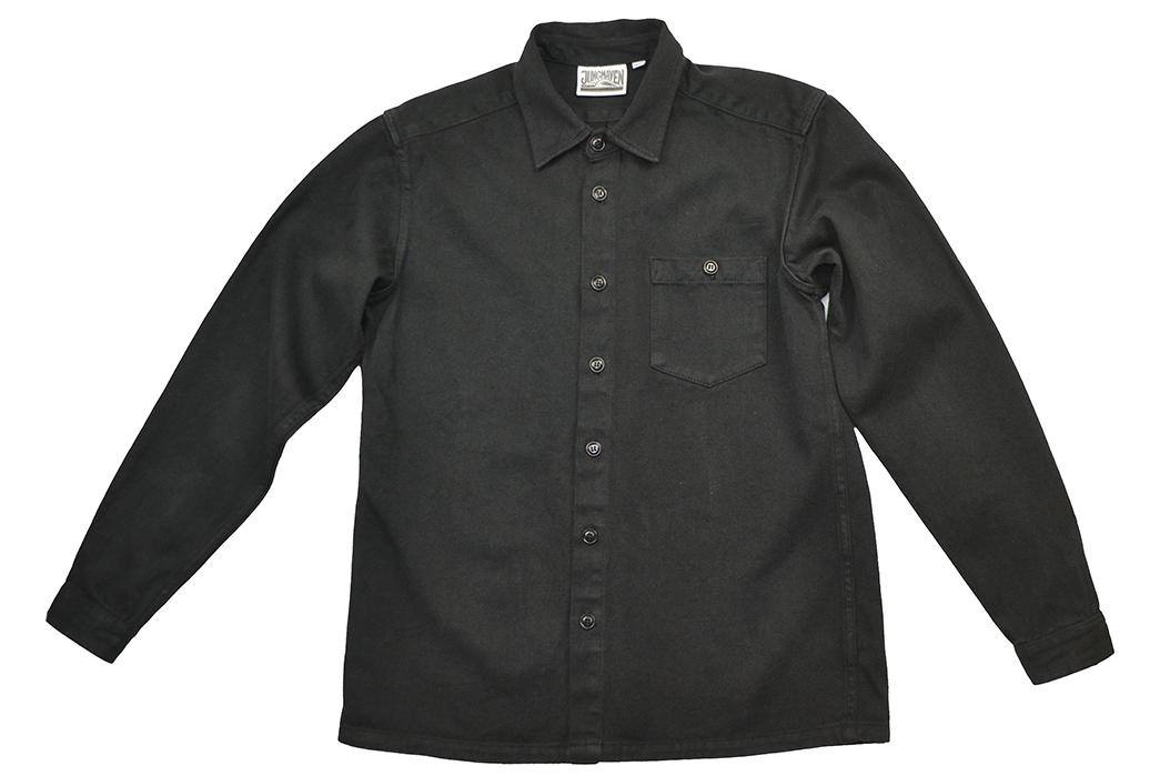 jungmaven-hemp-cotton-topanga-button-down-shirts-black