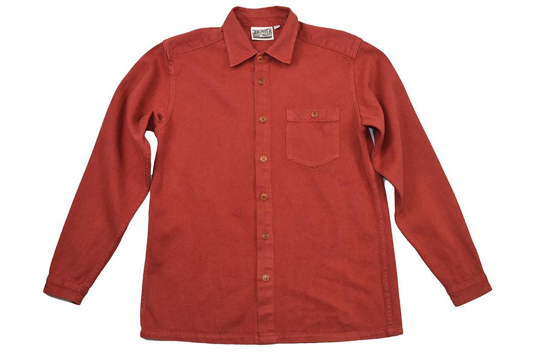 jungmaven-hemp-cotton-topanga-button-down-shirts-red