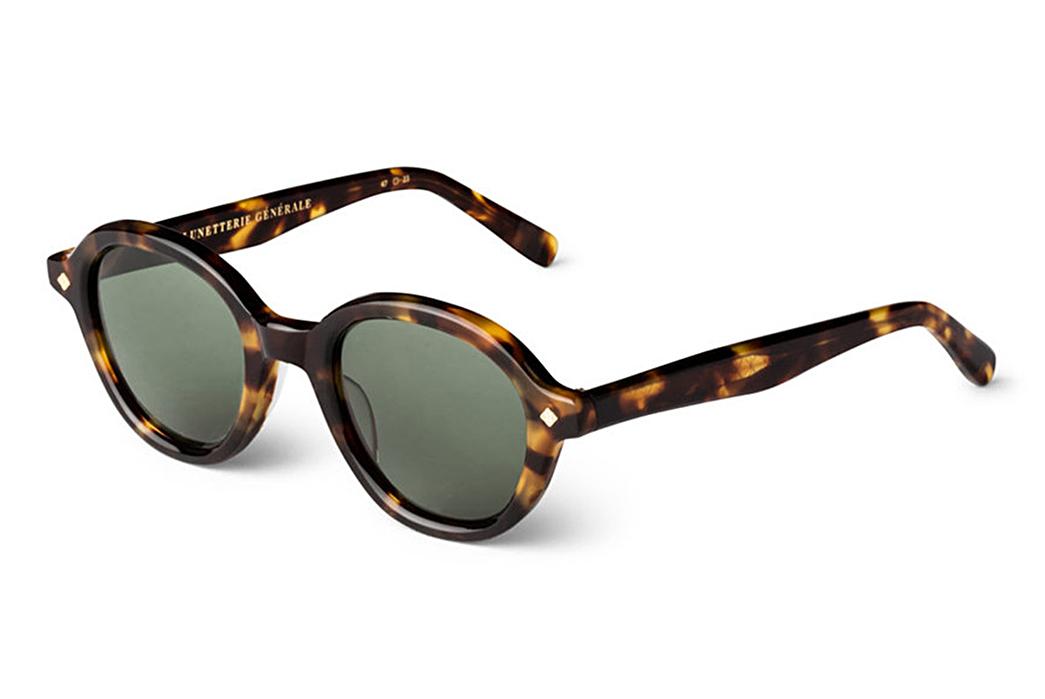 lunettiere-generale-bon-vivant-made-in-japan-tortoise-sunglasses-front-side