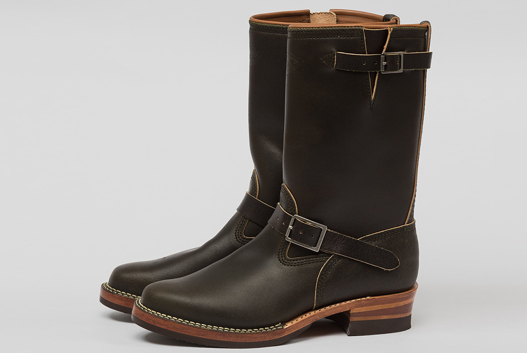 standard-strange-x-wesco-knuckle-dragger-engineer-boot-new-pair-front-side-2