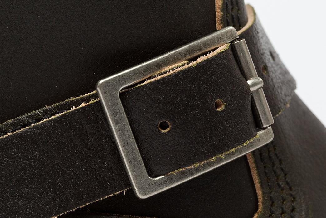 standard-strange-x-wesco-knuckle-dragger-engineer-boot-new-single-side-buckle