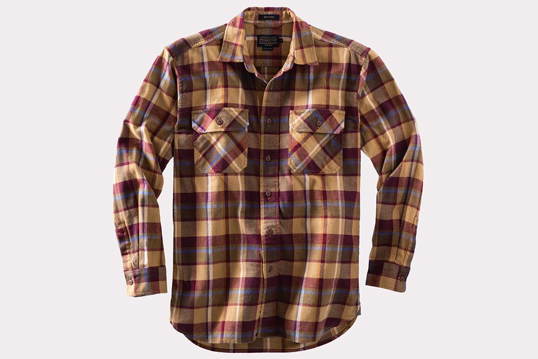 the-history-of-flannel-pendleton-burnside-flannel-shirt