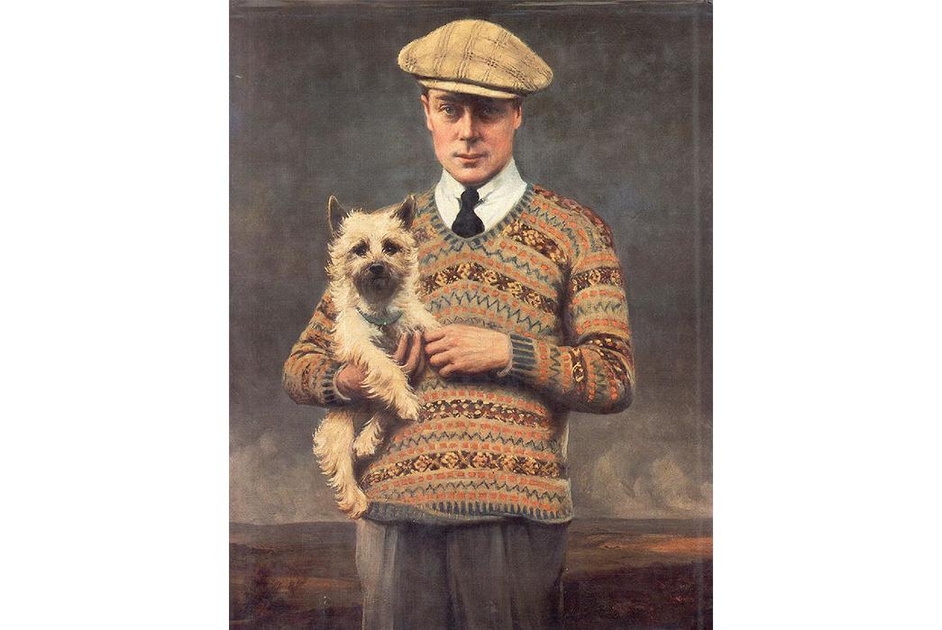 the-history-of-ugly-christmas-sweaters-the-prince-of-wales-wears-fair-isle-image-via-wikipedia
