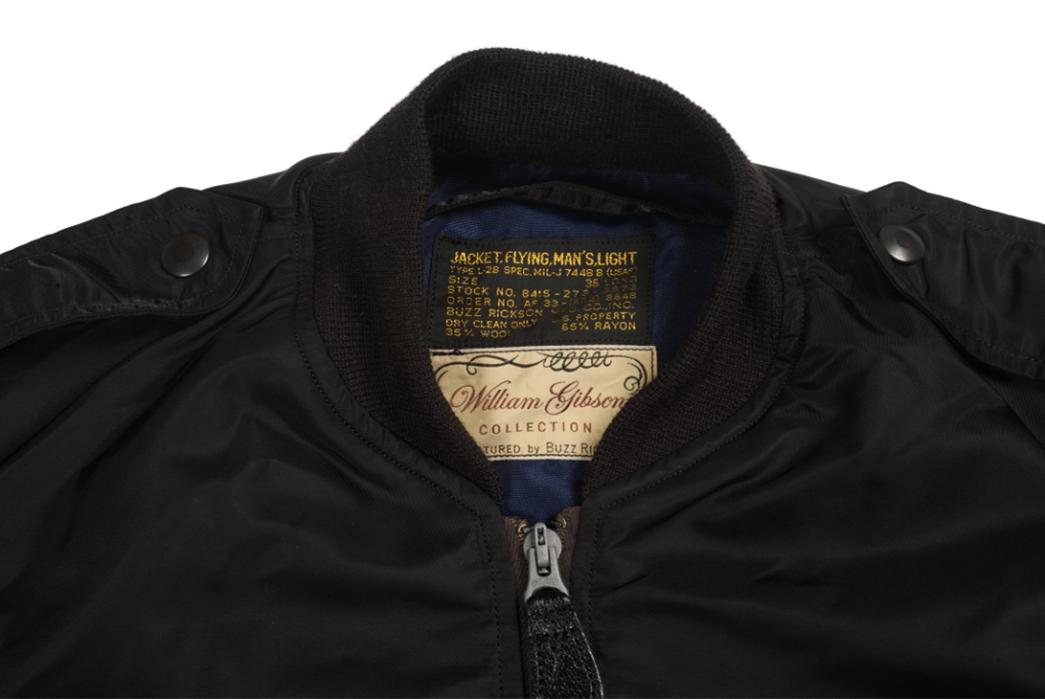 william-gibson-x-buzz-rickson-l-2b-flight-jacket-front-top-collar
