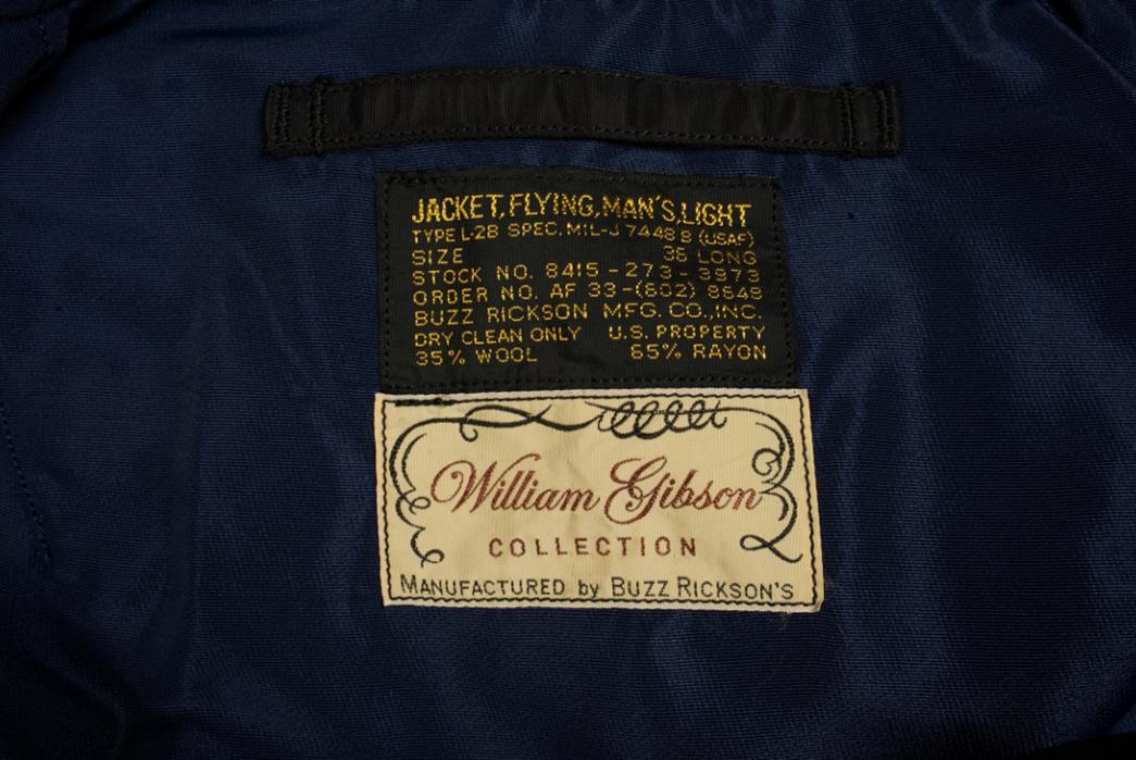 william-gibson-x-buzz-rickson-l-2b-flight-jacket-inisde-label