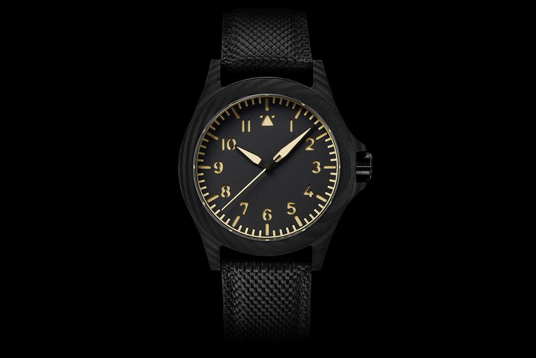automatic-pilot-watches-under-500-five-plus-one-plus-one-ventus-black-kite-b-02-carbon-fiber